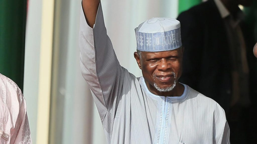 Comptroller-General of the Nigeria Customs Service (NCS), Retired Col. Hameed Ali.