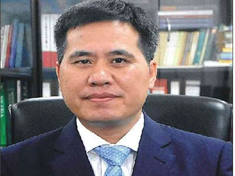 China's Ambassador to Nigeria, Zhou-Pingjian