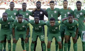 Nigeria, World Cup
