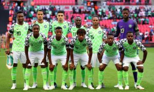 Nigeria's national anthem