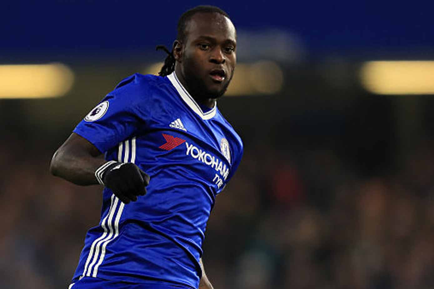 Chelsea letting Victor Moses