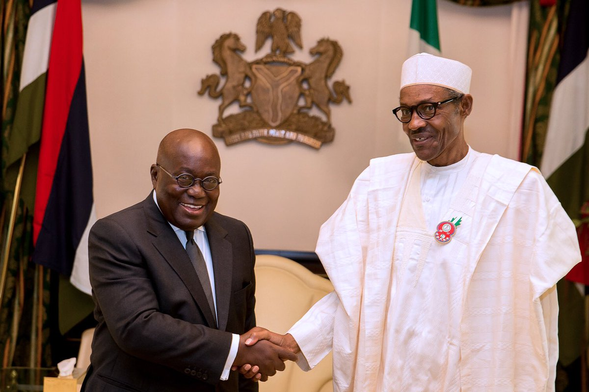 Nigeria, Ghana will explore new areas of business