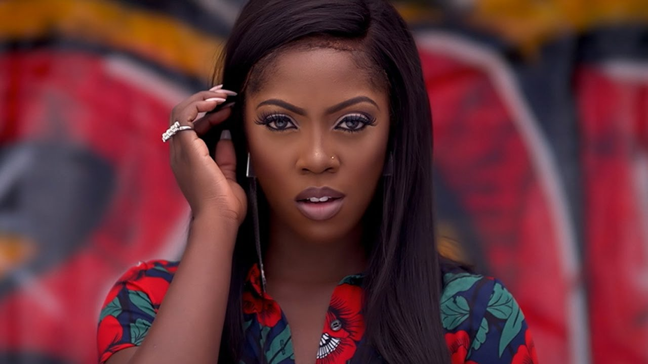 Tiwa Savage spoils herself with a new whip