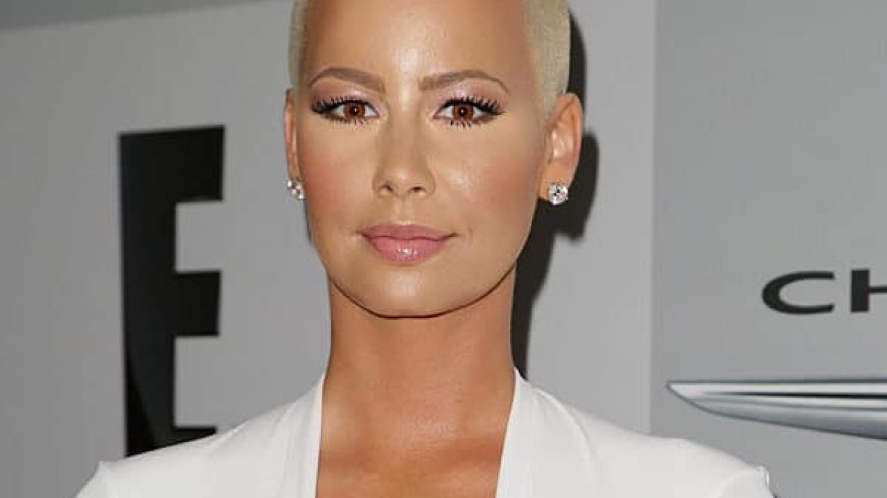 Amber Rose has been hospitalized due to her pregnancy