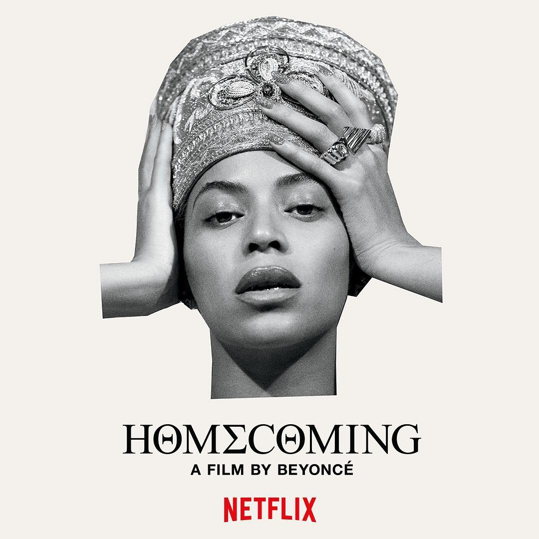 Homecoming: A film by Beyonce just dropped