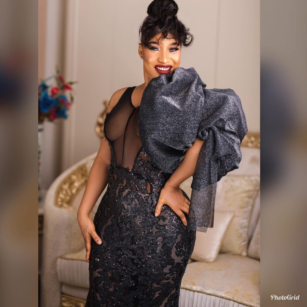 New controversy as Tonto Dikeh says Nollywood actresses share men