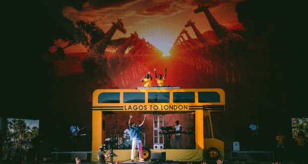 Mr Eazi electrifies Coachella 2019 with an amazing performance