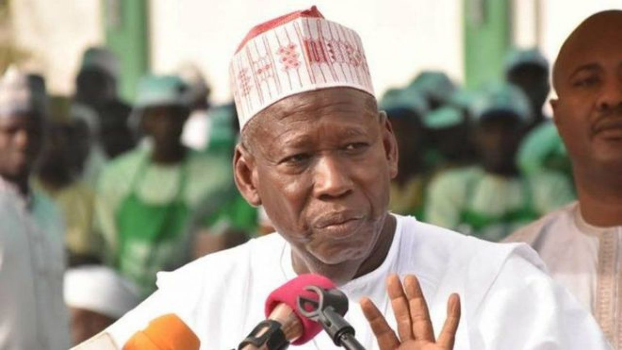 Ganduje says election petition