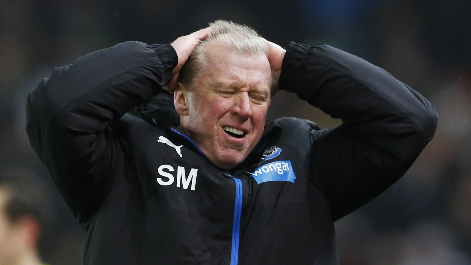 McClaren sacked as QPR manager