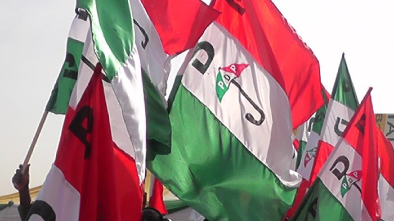 PDP candidate rejects result, heads to Tribunal