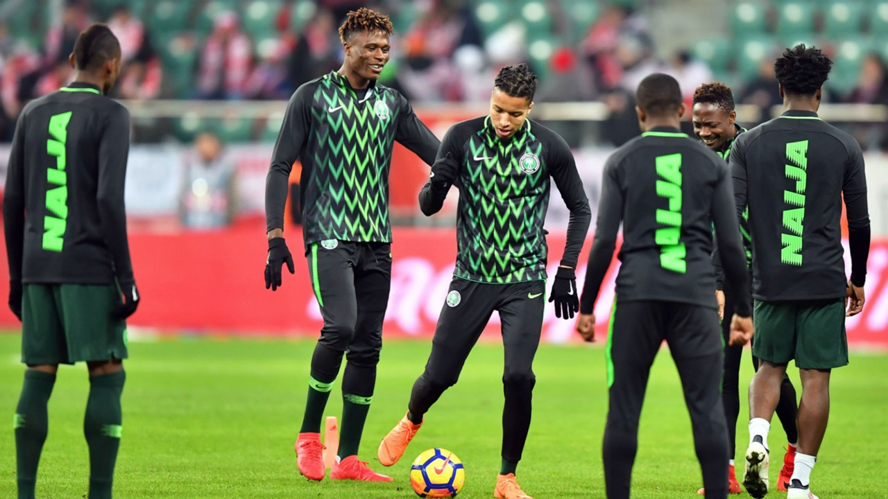 Super Eagles to camp in Egypt