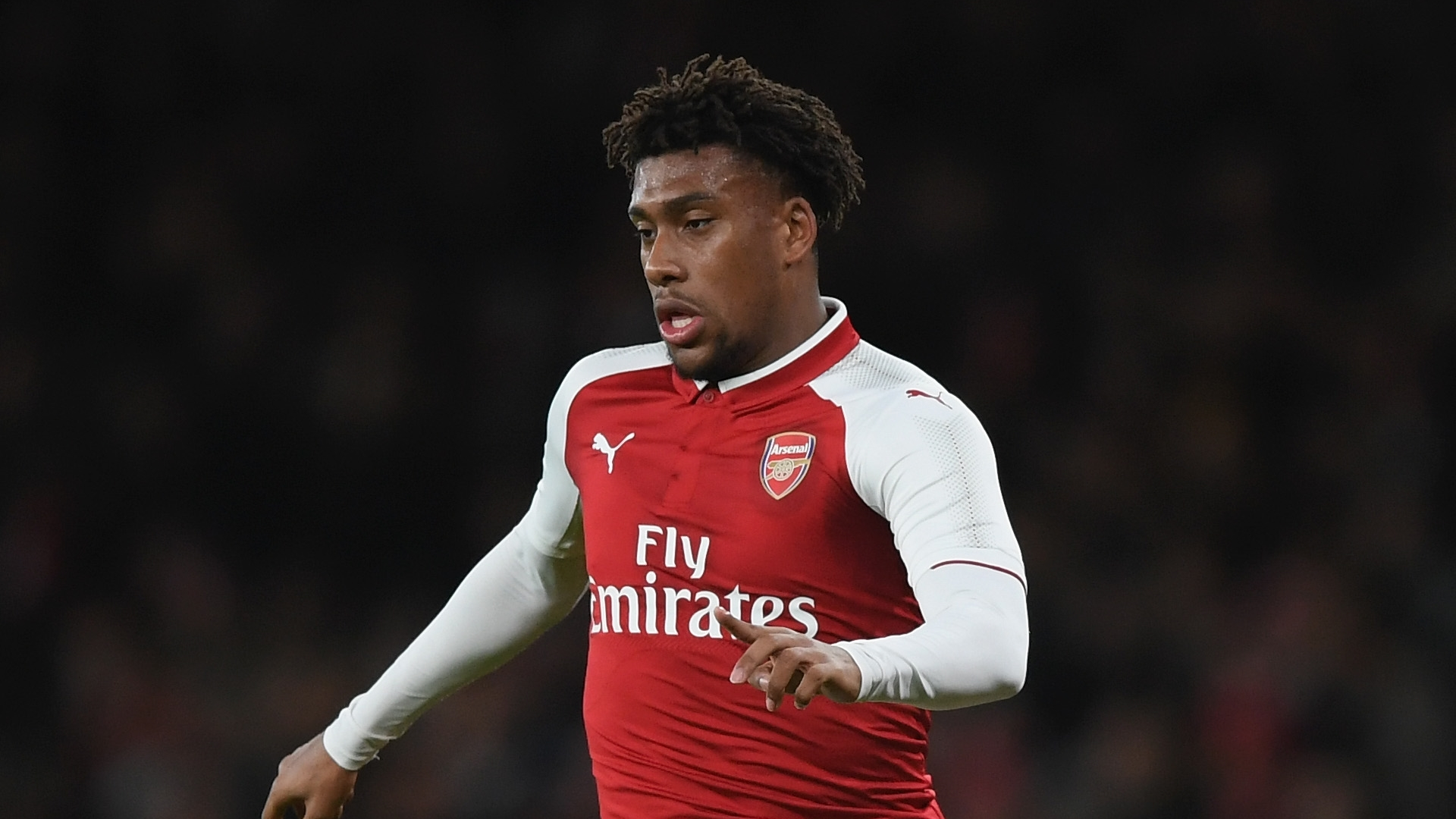 Iwobi Plays For 23 Minutes