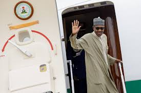Muhammadu Buhari joins other leaders at the World Economic Forum in MENA