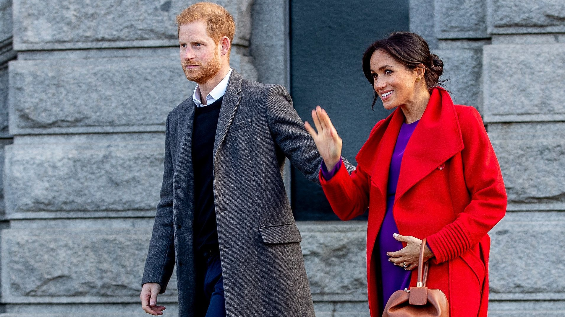 Meghan Markle and Prince Harry Will Skip Traditional Royal Baby Photo