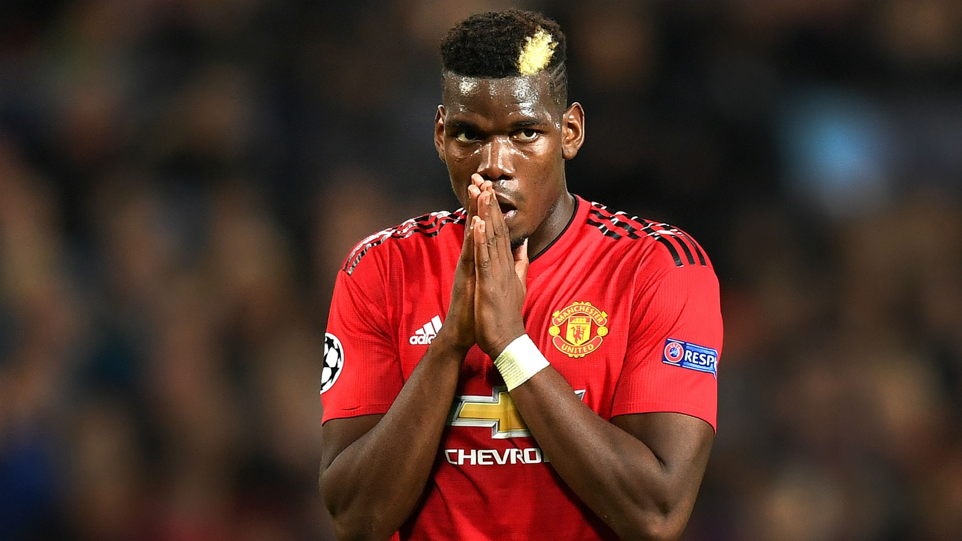 Pogba believes United can beat Barca
