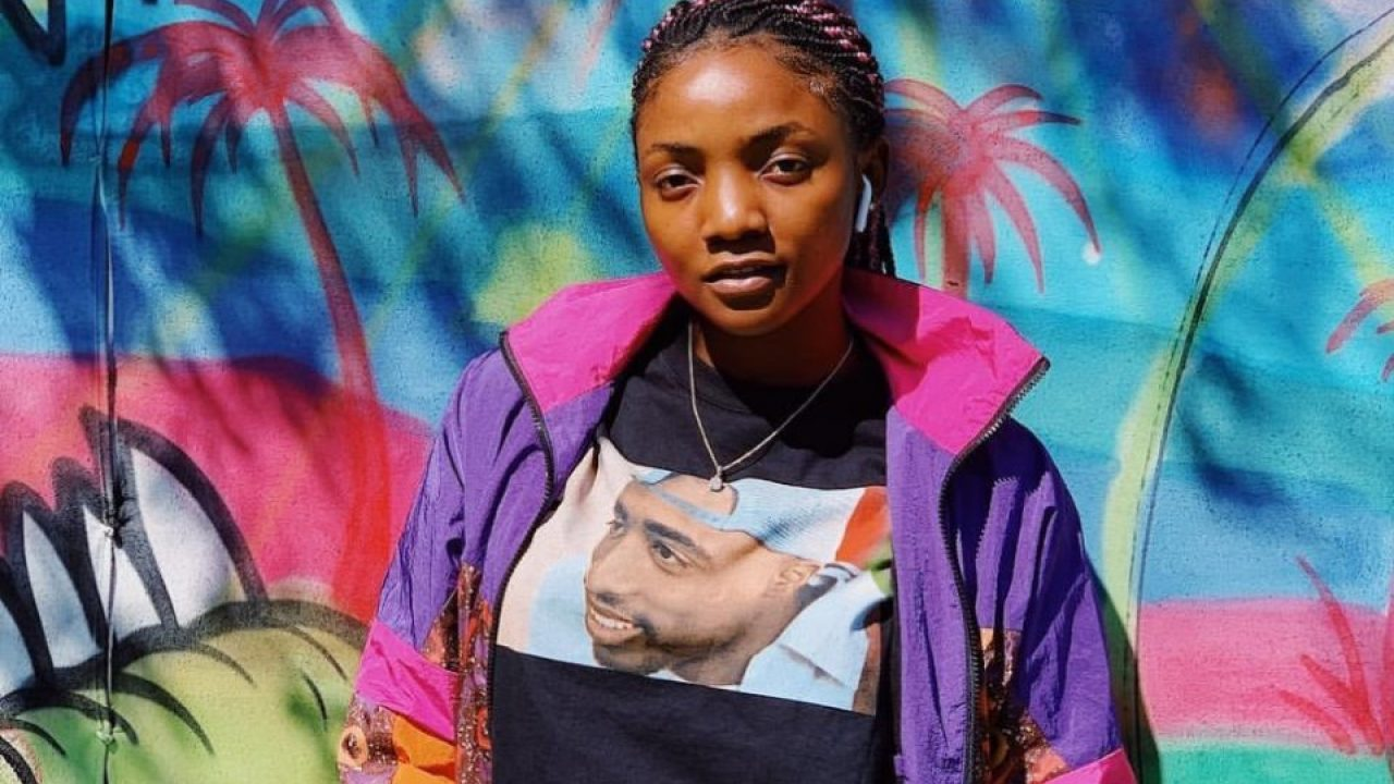 Simi tells them to stop buying her music