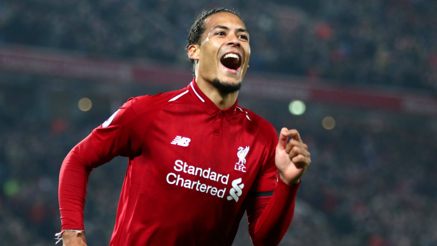 Van Dijk to be named PFA player of the year