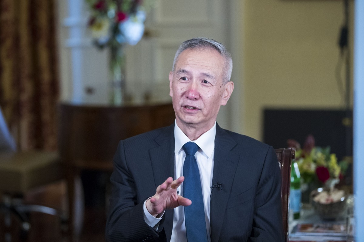 Vice premier of Chinese