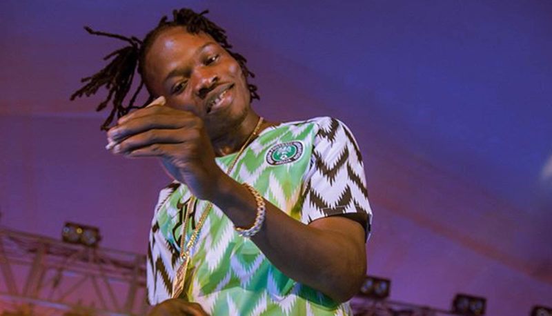 Car theft case against Naira Marley