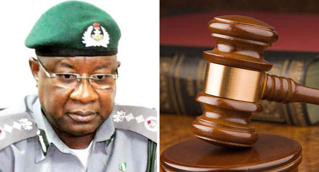 Customs Chief Dikko is wanted for fraud