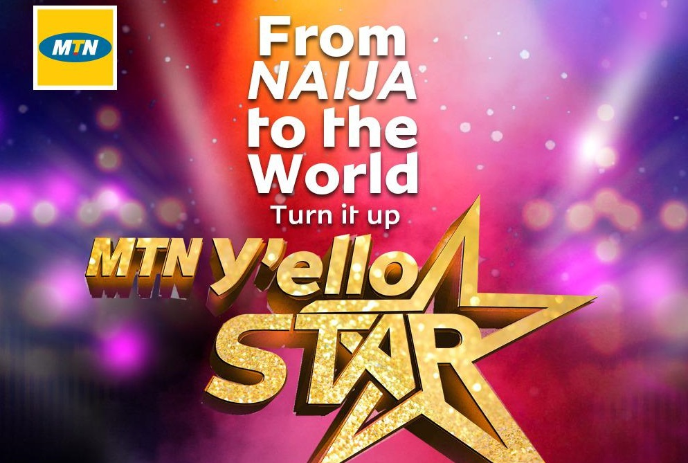 How to Register: MTN launches MTN Y'ello Star reality show - Market Digest  Nigeria