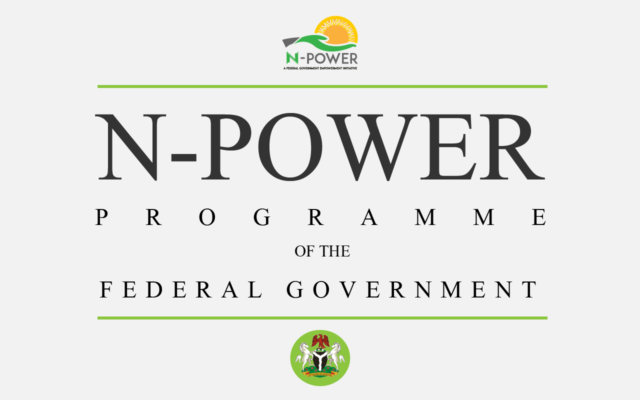 How To Apply For N-Power Form Online