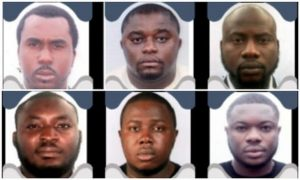 US arraigns 11 Nigerians over fresh $6m fraud