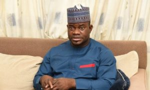 Yahaya Bello Sacks Security Aide