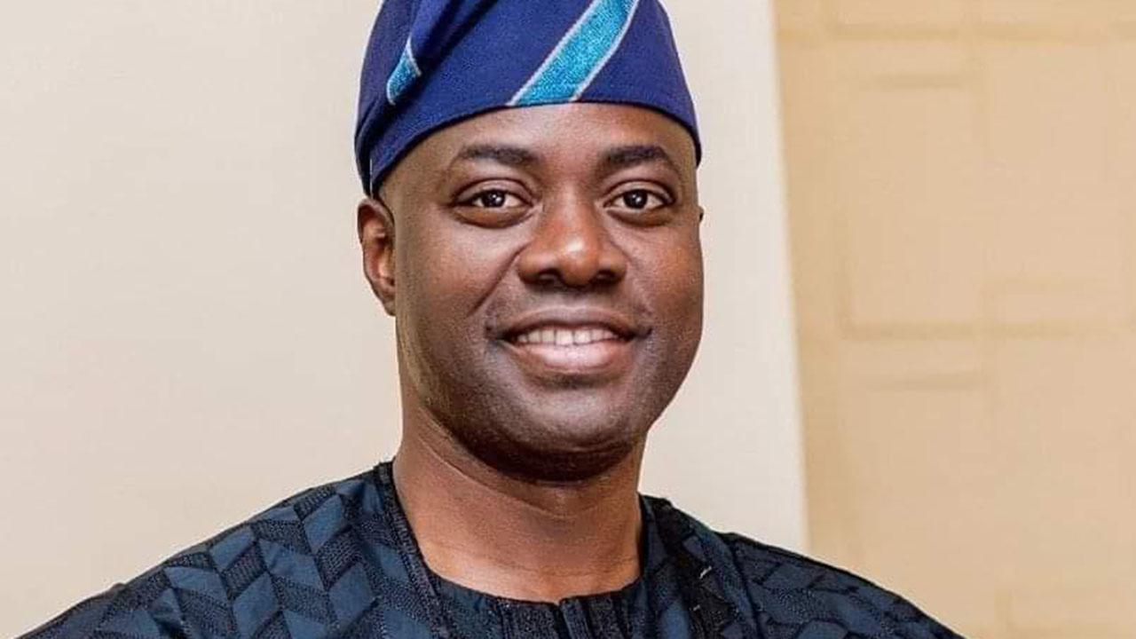 Governor Seyi Makinde