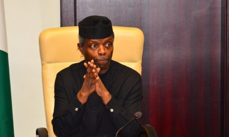Yemi Osinbajo Didn't Collect Any Money From Magu