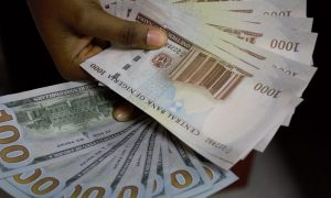 Naira Dips Against The Dollar At The Forex Market