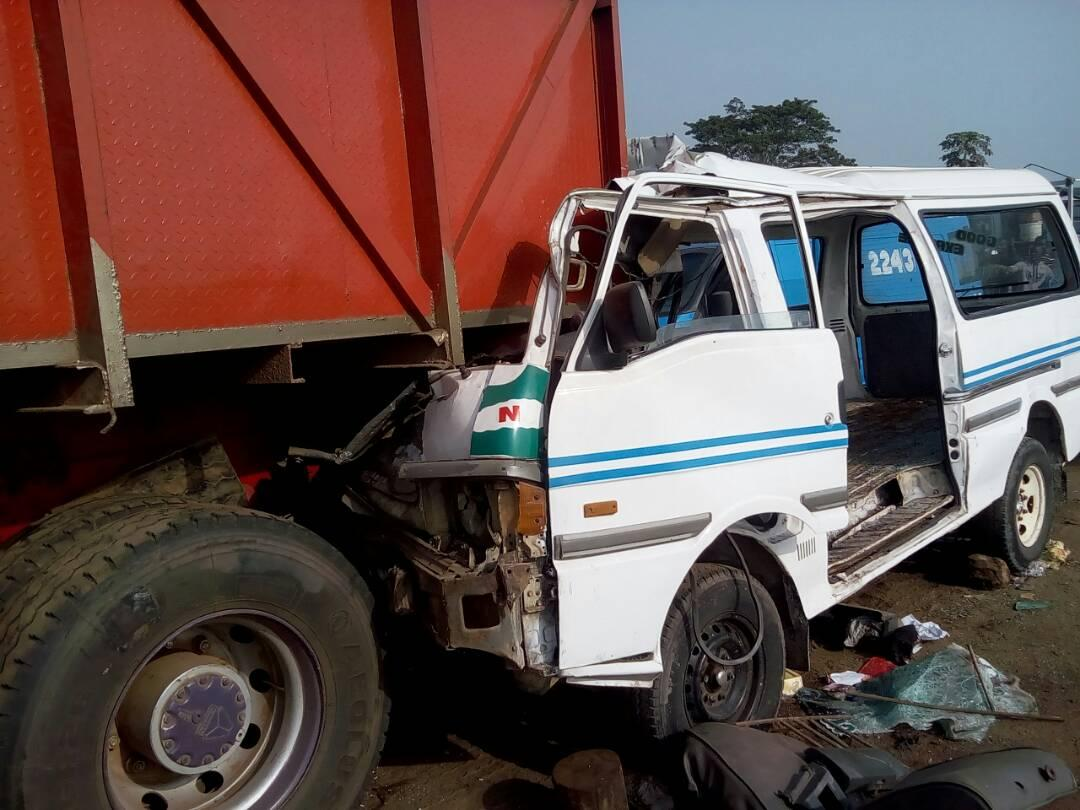 Lagos auto crash